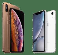 Apple iPhone XR, XS & XS MAX